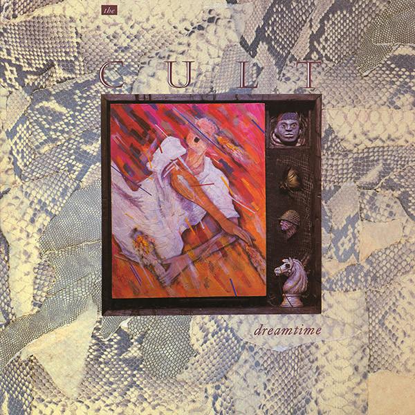 """The Cult: neste dia em 1984 """"Dreamtime"""" era lançado"""