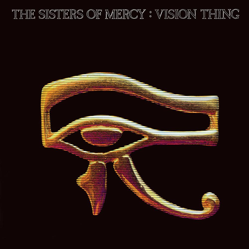"""The Sisters of Mercy: neste dia em 1990 """"Vision Thing"""" era lançado"""