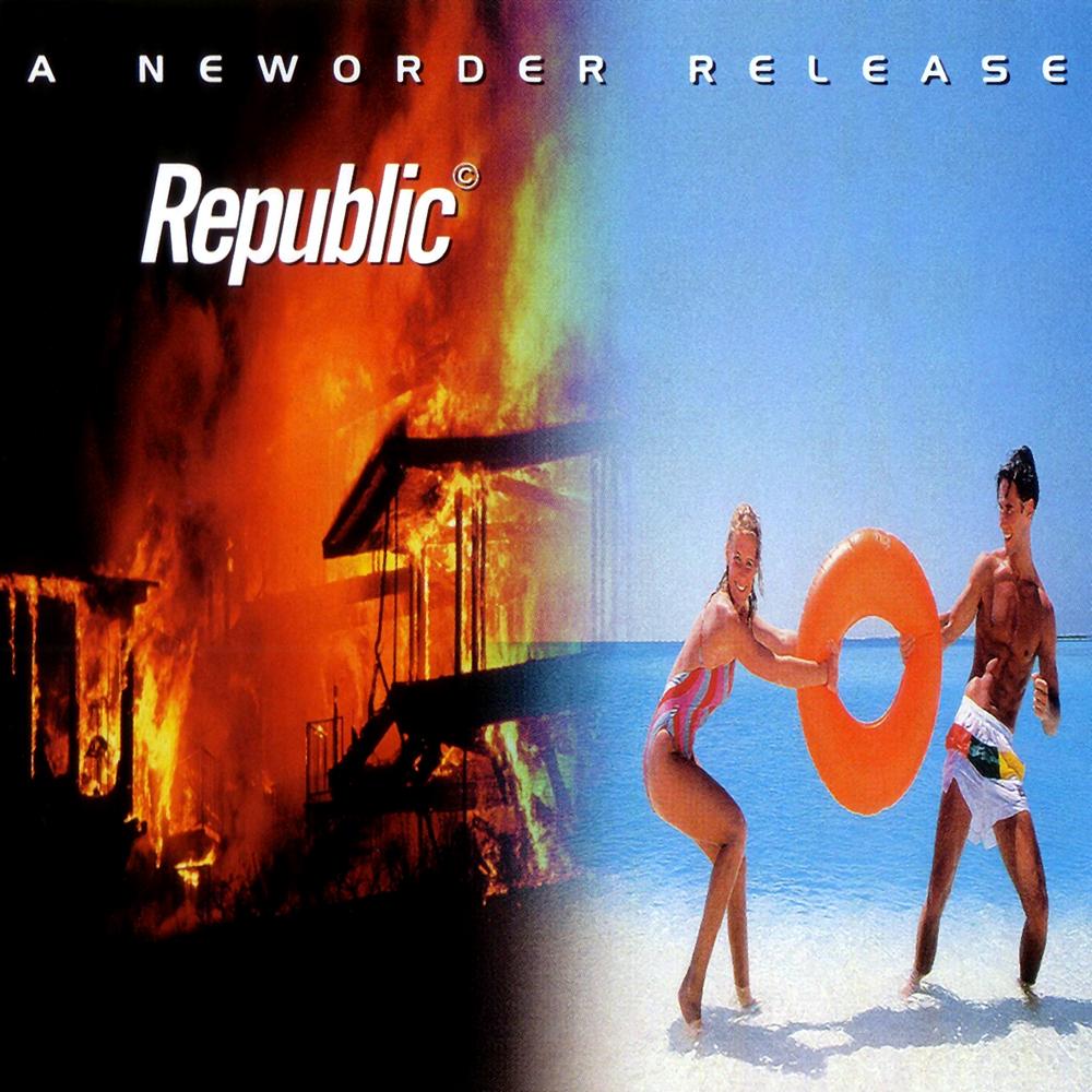 """New Order: neste dia em 1993 """"Republic"""" era lançado"""