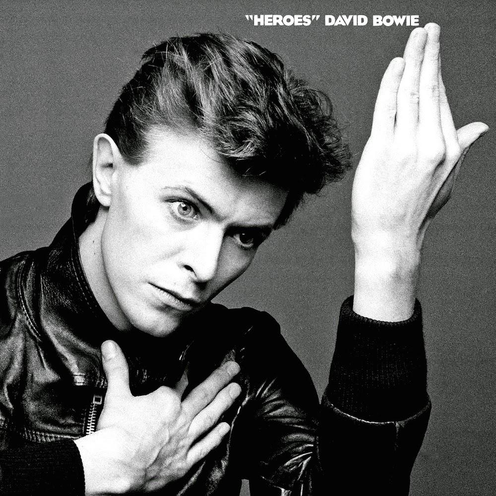 """David Bowie: neste dia em 1977 """"Heroes"""" era lançado"""