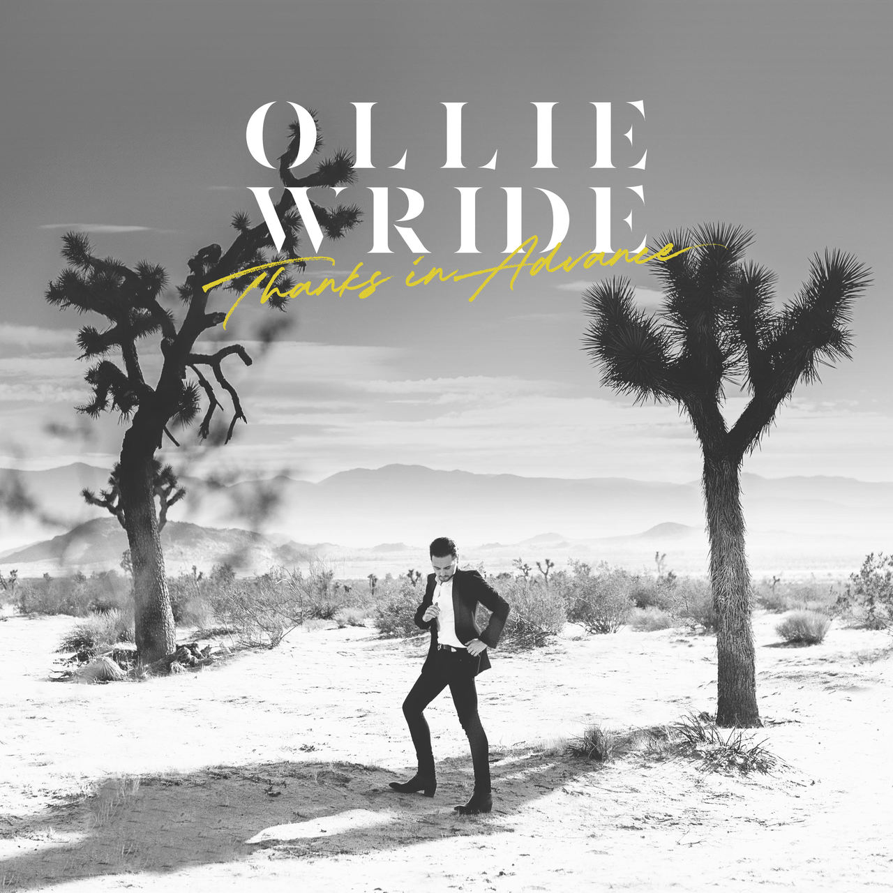 Você Precisa Ouvir: Ollie Wride – Thanks in Advance (2019)