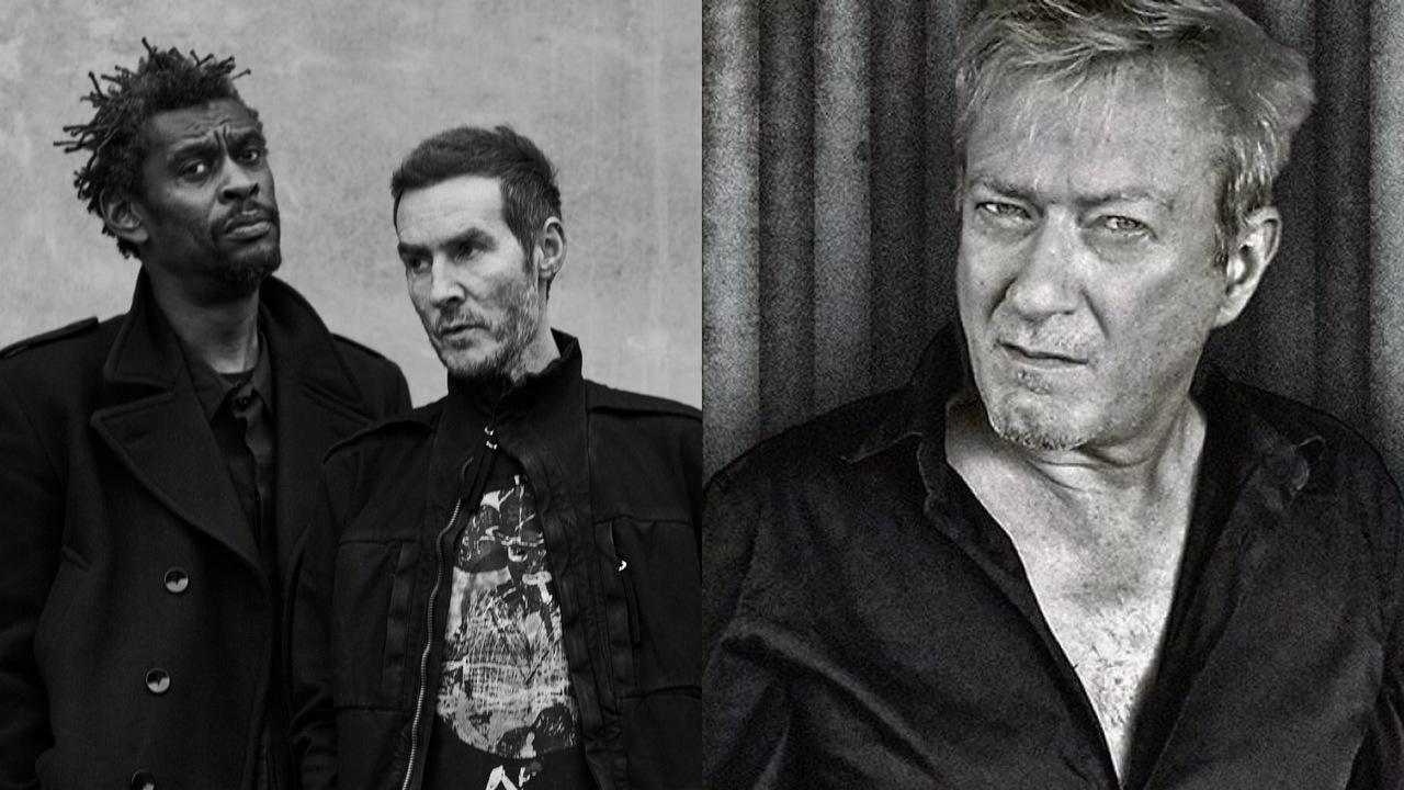 Robert del Naja (Massive Attack) remixa Gang of Four para tributo a Andy Gill, ouça