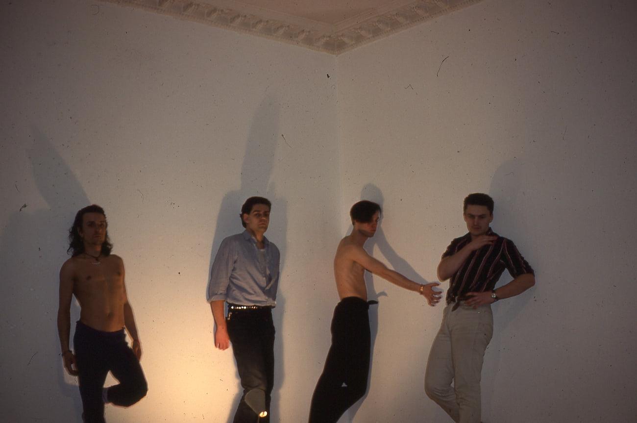 The Bizarre Orkeztra compartilha vídeo inédito de apresentação na Suécia em 1987