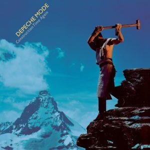 """Depeche Mode: neste dia, em 1983, """"Construction Time Again"""" era lançado"""