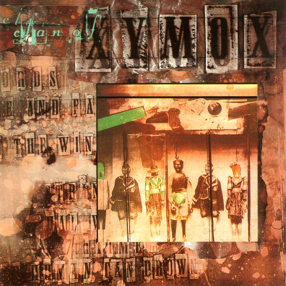Clan of Xymox: neste dia em 1985 o autointitulado álbum de estreia era lançado
