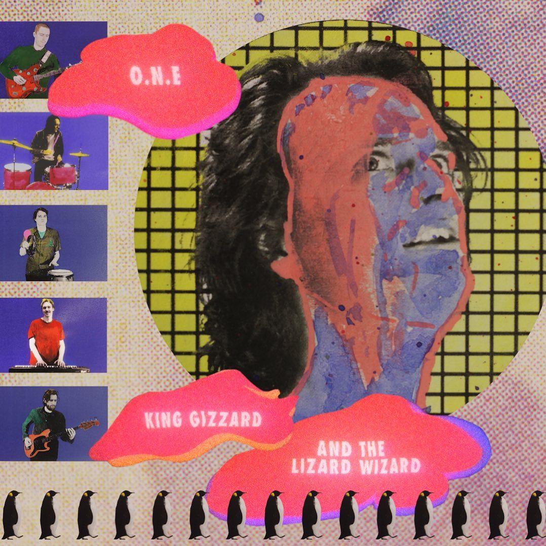 """King Gizzard & The Lizard Wizard prepara novo álbum e solta vídeo do primeiro single """"O.N.E."""""""