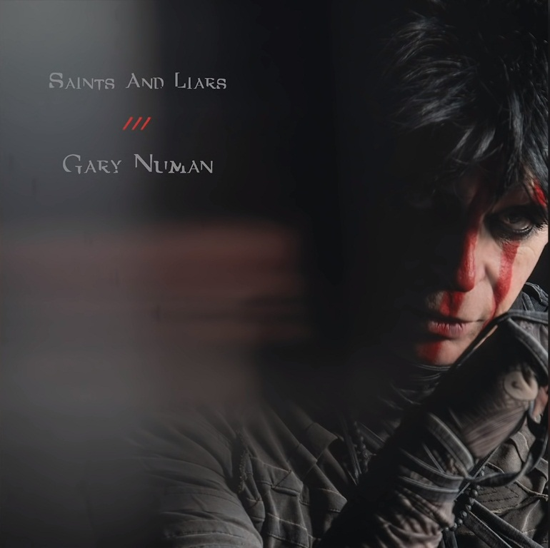 "Gary Numan compartilha nova música ""Saints And Liars"", ouça"