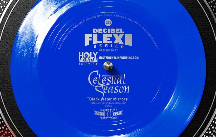 "Celestial Season lança faixa inédita pela Decibel Flexi Series, ouça ""Black Water Mirrors"""