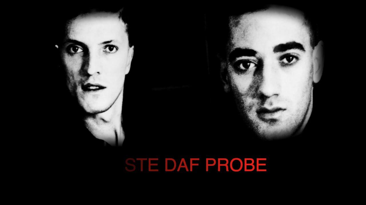 "DAF lança vídeo do primeiro single do álbum 'Nur Noch Einer'; assista ""Erste DAF Probe"""