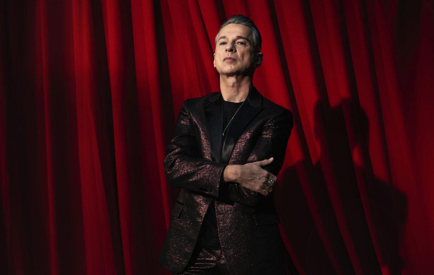 "Dave Gahan (Depeche Mode) e Soulsavers anunciam álbum de covers ""Imposter"""